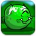 绿色小怪闯