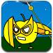 苹果超人大战黑暗虫-敏捷小游戏