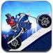 变形金刚骑摩托-敏捷小游戏