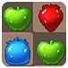 七彩水果对对碰